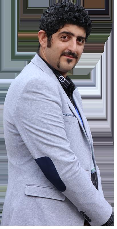 دکتر فرجاد پورمحمد مشاور آی تی و مدیر دیجیتال برندینگ